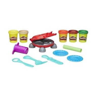 Play-Doh Play-Doh Burger Seti Renkli